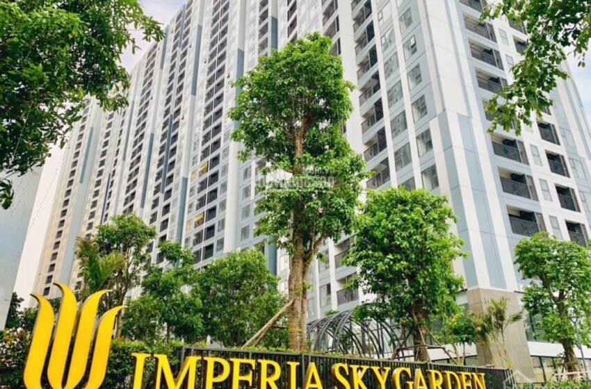 Chung cư Imperia Sky Garden 423 Minh Khai có tốt không?