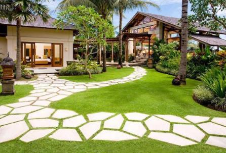 9 Mẫu thiết kế sân vườn đẹp và đơn giản tiết kiệm chi phí cho gia chủ