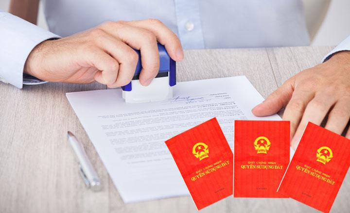 Quy định cấp giấy chứng nhận quyền sử dụng đất 2021